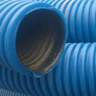 Труба для ливневой канализации 110 гофрированная